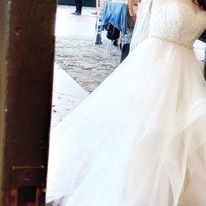 WToo Wedding dress (by Watters)